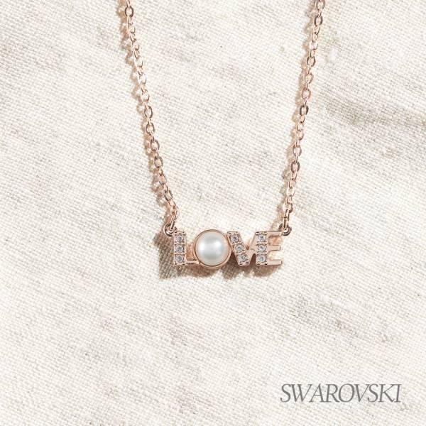 【SWAROVSKI】施華洛世奇 Admiration Love 心慕項鏈 情人,愛,love,浪漫,優雅,品牌,項鍊,SWAROVSKI,水晶,天鵝,施華洛世奇,經典,禮物,奧地利