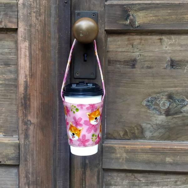 剪刀兔本鋪–飲料提袋–傻笑憨柴(粉紅) 環保提袋、水壺周邊
