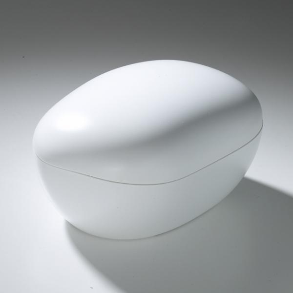 POLAR ICE 極地冰盒 - 卵石系列 (白色) 製冰盒、冰盒、冰球