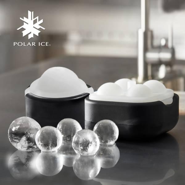 POLAR ICE 極地冰球 2.0 專業組 製冰盒,冰盒,冰球,派對,透明冰,聚會,酒保,專業
