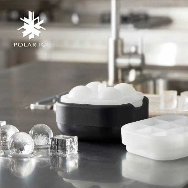 POLAR ICE 極地冰球 2.0 方圓組 製冰盒、冰盒、冰球