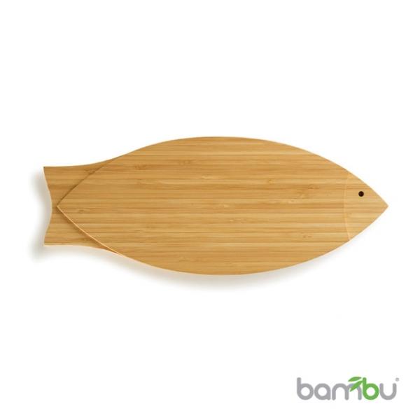 Bambu 美國天然餐具  魚兒淺盤 湯匙 、空心湯匙 、鍋鏟