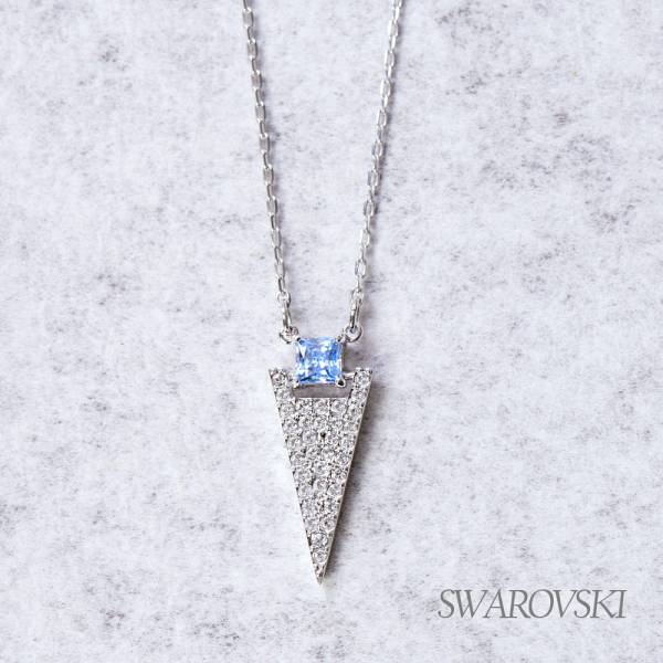 【SWAROVSKI】施華洛世奇 Funk 項鏈-大 幾何,項鍊,亮麗,時尚,SWAROVSKI,水晶,天鵝,施華洛世奇,經典,禮物,奧地利
