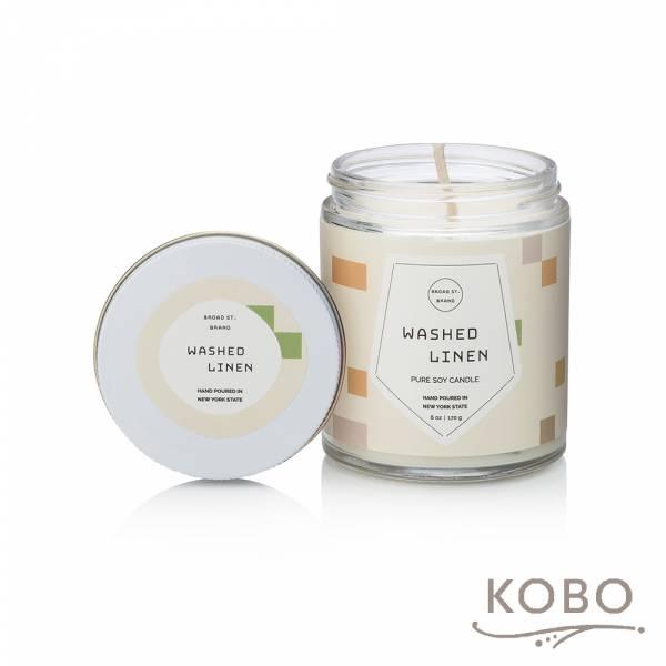 KOBO 美國大豆精油蠟燭 - 柑橘芬多 (170g/可燃燒 35hr) 精油蠟燭,蠟燭,美國,香氛,天然,手工,旅行