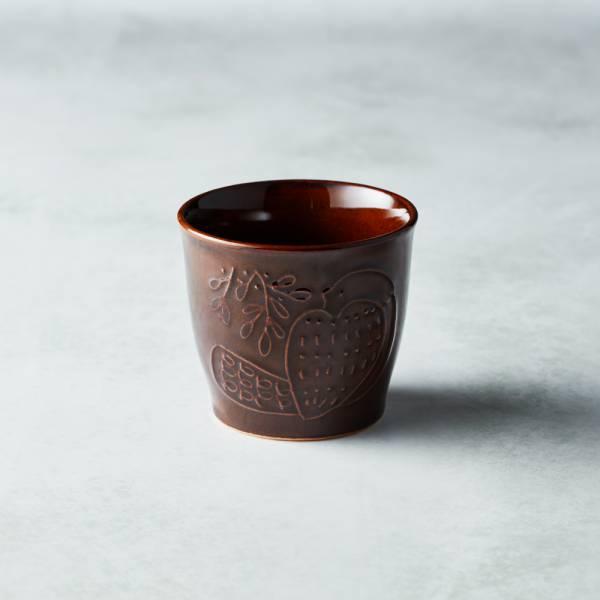 石丸波佐見燒 - 森之歌陶杯 - 樹咖 日本,職人,手製,手做,手作,波佐見燒,人氣,禮品,禮物,療癒,食器,餐具,盤,原裝,收藏,質感