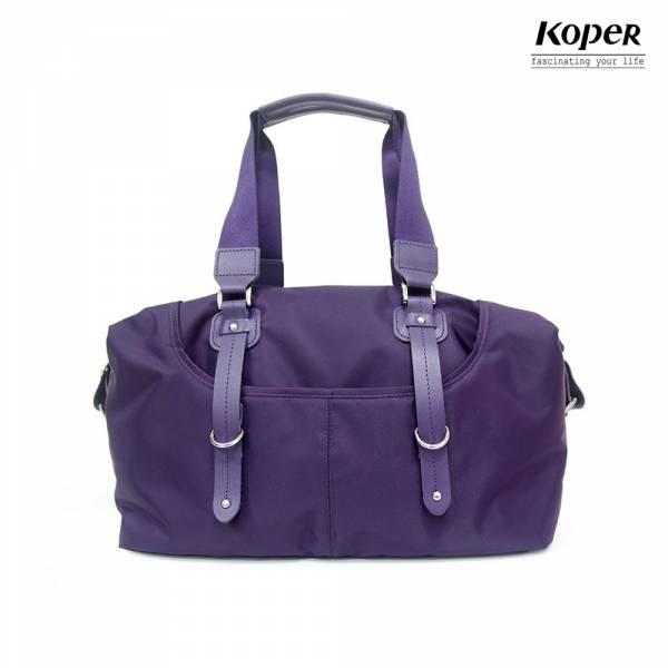 KOPER  輕舞魅力系列-Chic側肩包-紫 斜背包、手提包、台灣設計製造