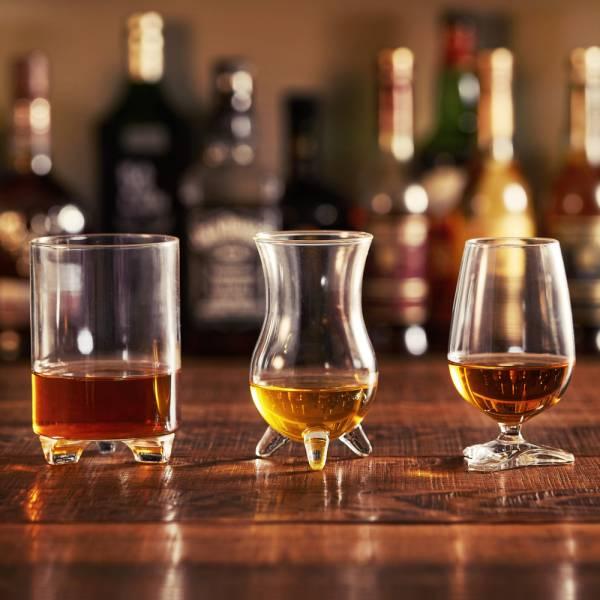 POLAR ICE 品飲杯 - 三件組  杯子、酒杯、玻璃杯、三足品飲杯