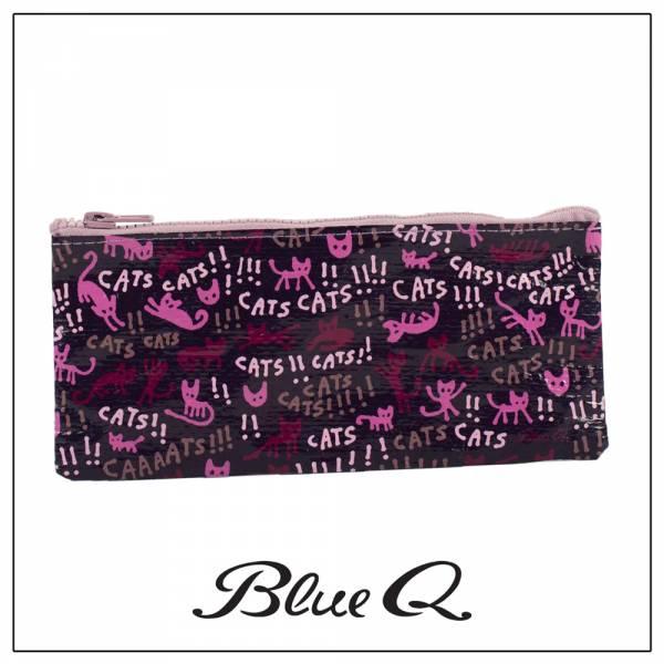 Blue Q 筆袋 - Cats! 貓 筆袋,收納袋,米袋,環保,創意,設計,再生,公益