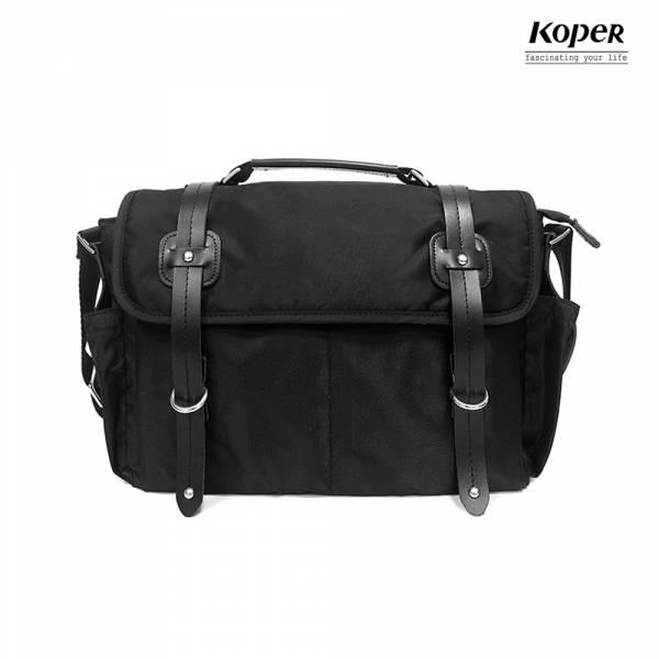 KOPER  輕舞魅力系列-Music斜背包-黑 斜背包、手提包、台灣設計製造