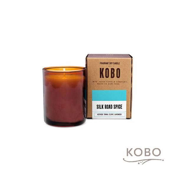 KOBO 美國大豆精油蠟燭 - 絲路點滴 (85g/可燃燒20hr) 精油蠟燭,蠟燭,美國,香氛,天然,手工,旅行,小容量,攜帶