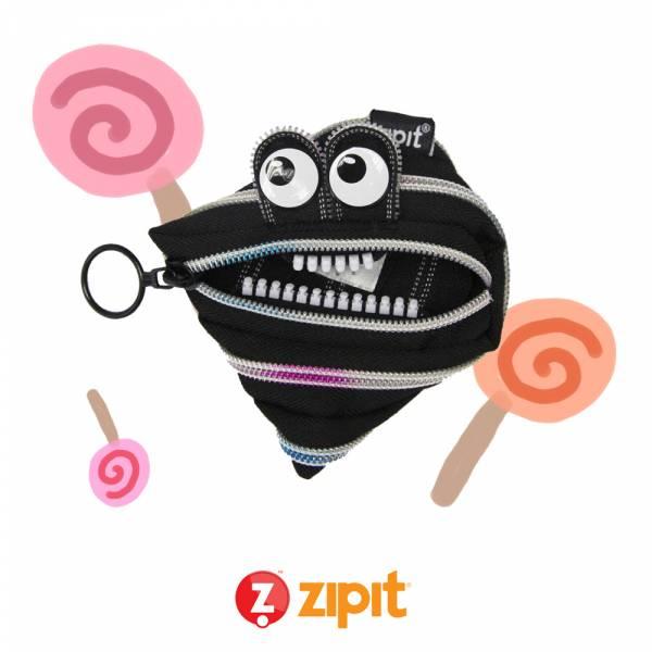 Zipit 彩虹怪獸拉鍊包(小) 怪獸拉鍊包、筆袋、化妝包、隨身小包