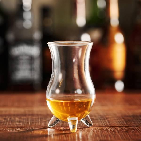 POLAR ICE 復古品飲杯  杯子、酒杯、玻璃杯、三足品飲杯
