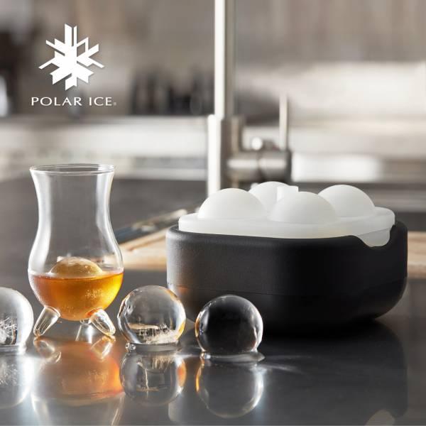 POLAR ICE 極地冰球 2.0 質感組 製冰盒、冰盒、冰球