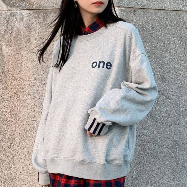 獨,旅人行。The One・The Only印花大學T【939AJ】