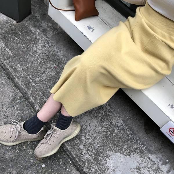 祭,秋榖收 。小淑女一步開衩包臀裙【940BG】