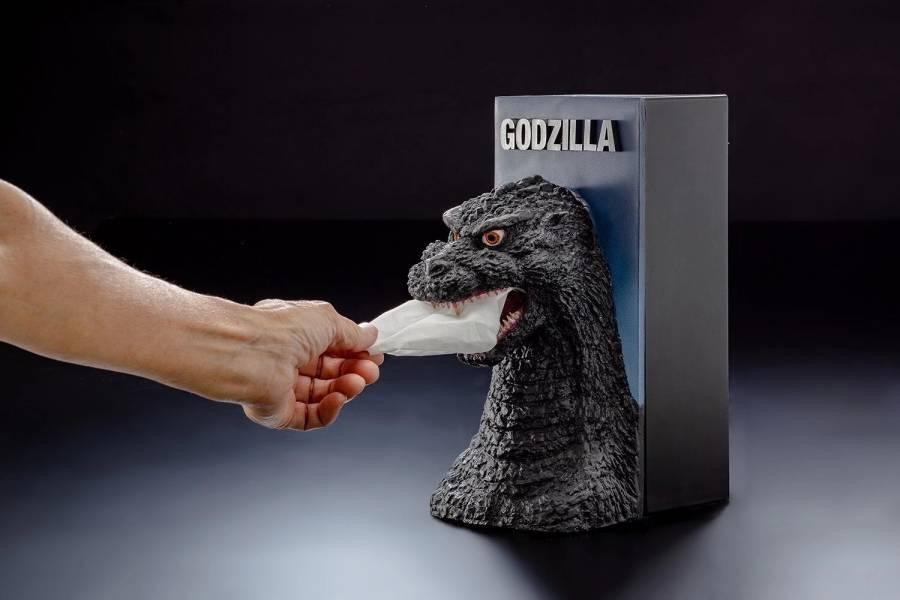 日本 哥吉拉 系列商品 日本 玩偶儲金箱存錢筒