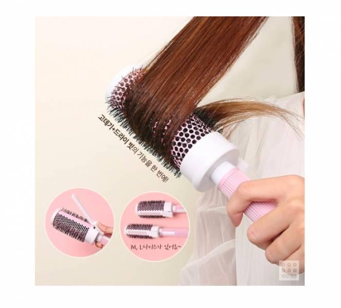 韓國大神級捲髮梳(38mm*1+48mm*1)一組2個