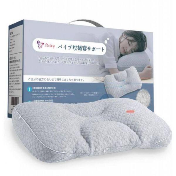 日本一夜好眠枕頭 / 充電式 2WAY 兩用電蚊拍器