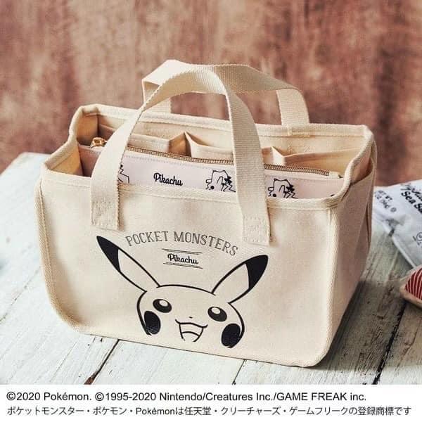 日本寶可夢多格手提袋