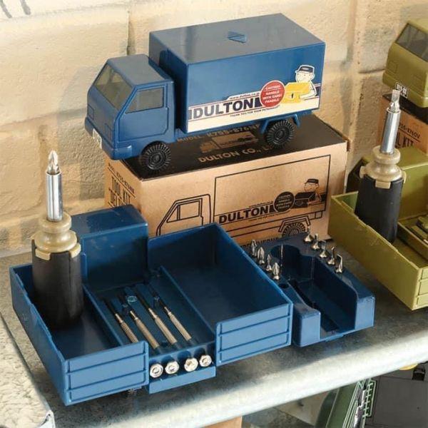 日本Dulton貨車造型工具箱