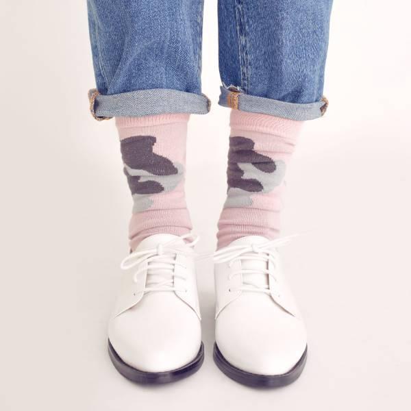 不擠腳紳士鞋!奶油霜霧面德比鞋 全真皮 白 MIT -冰山白 MIT,真皮,德比鞋,紳士鞋,出國好穿鞋