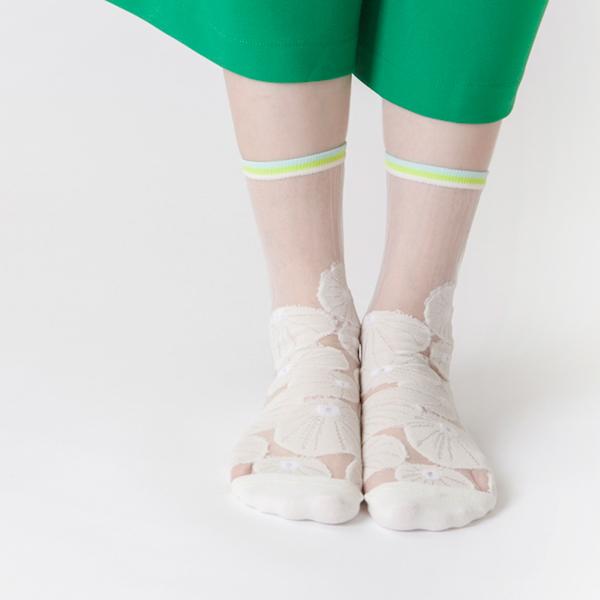 +10・加拾設計襪_肥皂泡泡1:1襪 mit,短襪,棉襪,+10