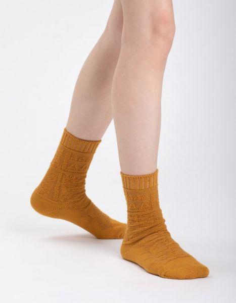+10・加拾設計襪_所有故事都是阿南西的3/4襪_大黃蜂夢波羅 mit,短襪,棉襪,+10