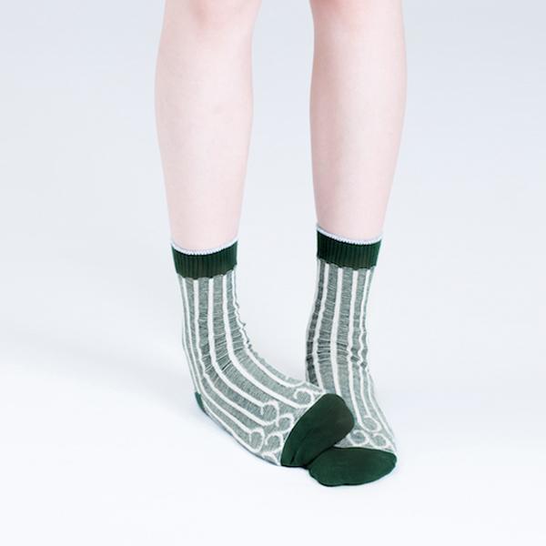 +10・加拾設計襪_欠3/4襪_歉 mit,短襪,棉襪,+10