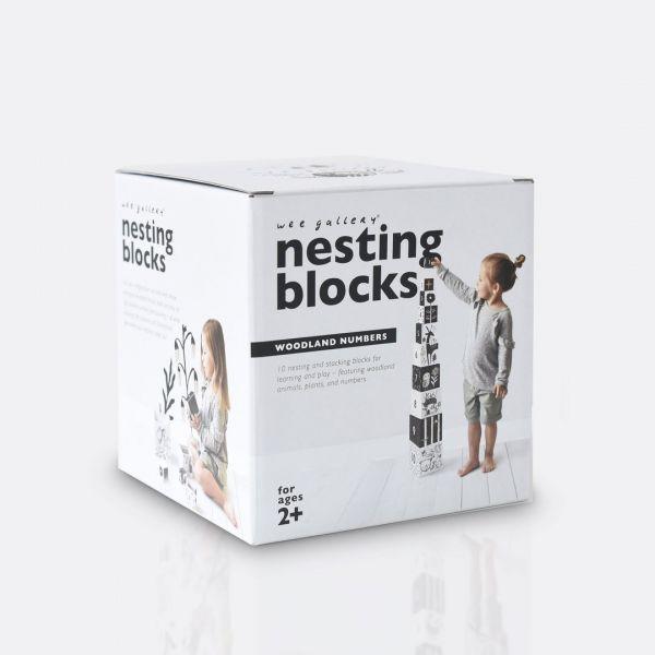 WEEGALLERY北歐趣味疊疊紙盒積木 積木.藝術.圖卡.受納.堆疊.創造力.想像力.動物.可愛