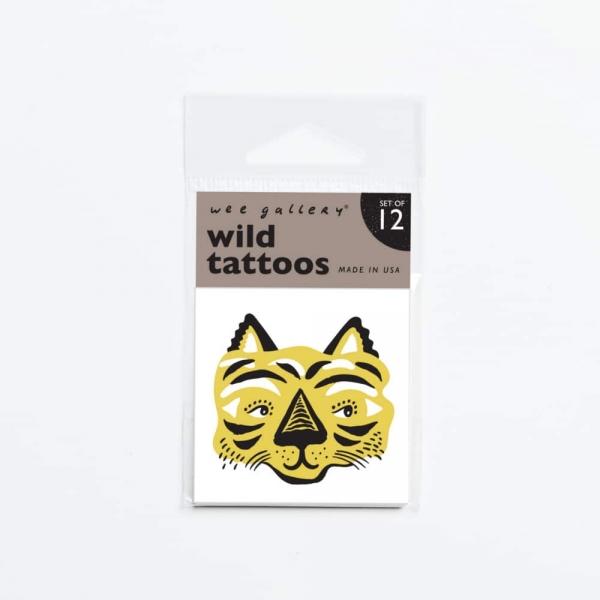 Wee gallery兒童紋身貼紙-小獅王