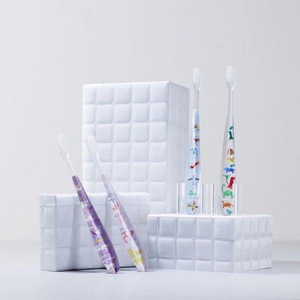 日本HAMICO妞約限定大童牙刷 牙刷.乾淨.小孩刷牙.恐龍.飛機.最好的兒童牙刷.日本製.