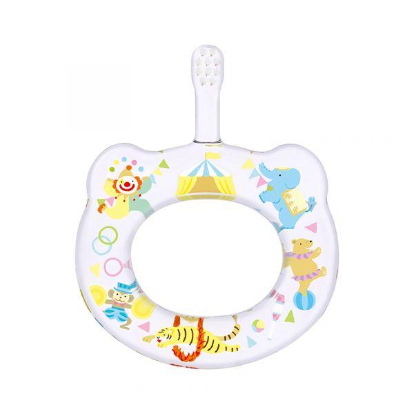 HAMICO寶寶顧齒牙刷-馬戲團