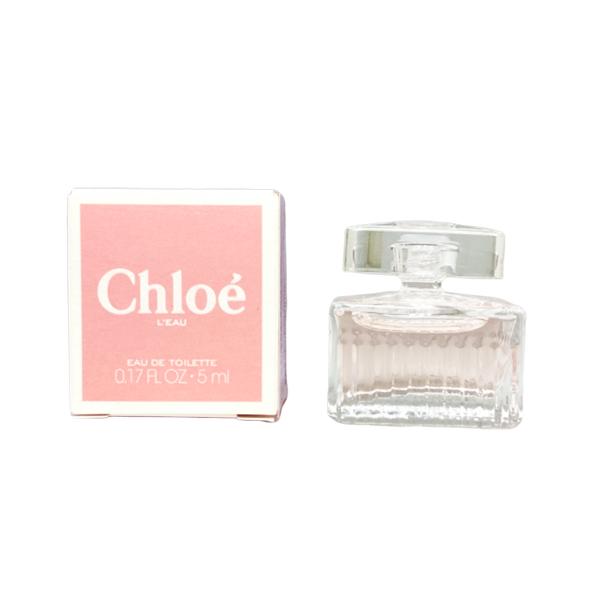 Chloe 粉漾玫瑰女性淡香水 小香5ml  Chloe、粉漾玫瑰、淡香水、香水