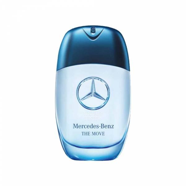 Mercedes Benz 賓士 the move 恆動之星 男性淡香水 100ml TESTER (環保盒) Mercedes Benz, the move ,恆動之星 ,男性淡香水