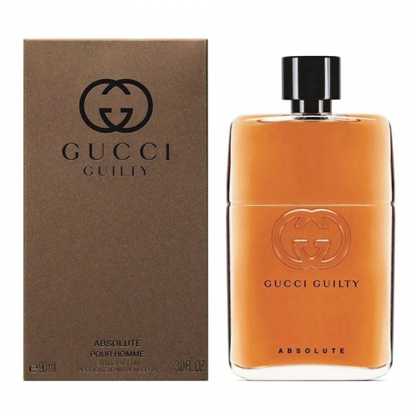 GUCCI Guilty absolute 罪愛絕對男性淡香精90ml GUCCI Guilty absolute 罪愛絕對男性淡香精90ml