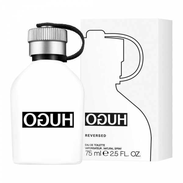 HUGO BOSS Reversed 逆轉男性淡香水75ml BOSS香水 ,HUGO BOSS Reversed 逆轉男性淡香水