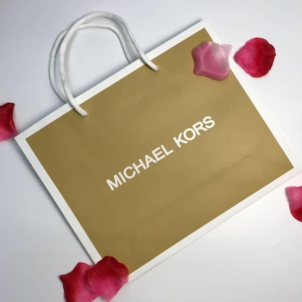 MICHAEL KORS 精美紙袋 MICHAEL KORS ,精美紙袋,香水,男香