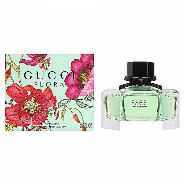 Gucci Flora 花之舞女性淡香水75ml Gucci Flora 花之舞女性淡香精