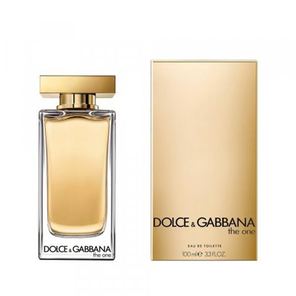 DOLCE & GABBANA D&G The One 唯我女性淡香水100ML DOLCE & GABBANA, D&G,The One唯我, D&G淡香水, 龍后代言, 龍后香水
