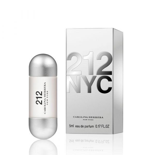 Carolina Herrera 212 都會女性淡香水 5ml 小香 Carolina Herrera,212,都會女性淡香水,女香,小香