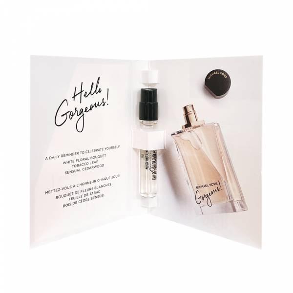 Michael Kors Gorgeous 如此完美淡香精 針管 1.5ml Michael Kors,如此完美,淡香精,女香,香水