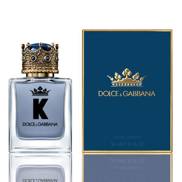 DOLCE & GABBANA D&G 王者之心男性淡香水50ml (贈隨機小香) DOLCE & GABBANA D&G 王者之心男性淡香水50ml