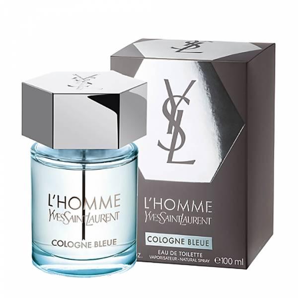 YSL L'Homme Cologne Bleue 天之驕子海洋男性淡香水 100ml YSL ,L'Homme ,Cologne Bleue ,天之驕子海洋,男性淡香水,男香,香水