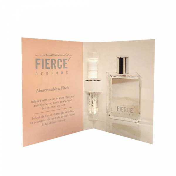 Abercrombie&Fitch A&F 天生無懼 女性淡香精 針管 2ml Abercrombie&Fitch, A&F ,天生無懼 ,女性淡香精 ,針管