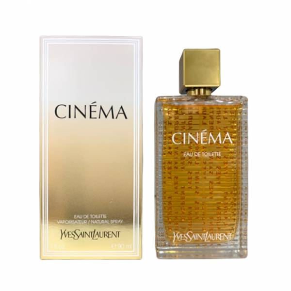 YSL 聖羅蘭 CINEMA 電影院女性淡香水90ML YSL 聖羅蘭 CINEMA 電影院女性淡香水90ML