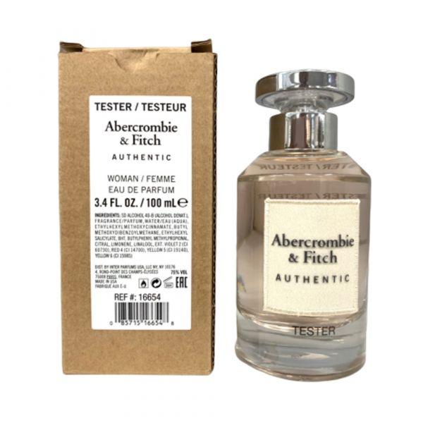 Abercrombie & Fitch A&F 真我女性淡香精100ml TESTER  Abercrombie & Fitch A&F 真我男性淡香水
