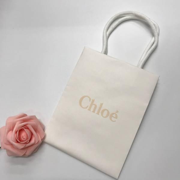 Chloe 克羅埃 精美白色紙袋 CHLOE ,精美紙袋,香水,男香