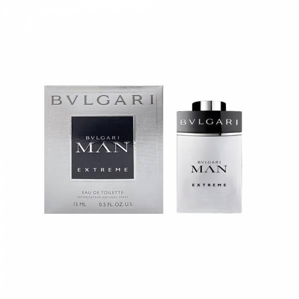 BVLGARI 寶格麗 EXTREME 極致當代男性淡香水 15ml(噴式) BVLGARI, 寶格麗,小香,男香,極致當代,男性小香