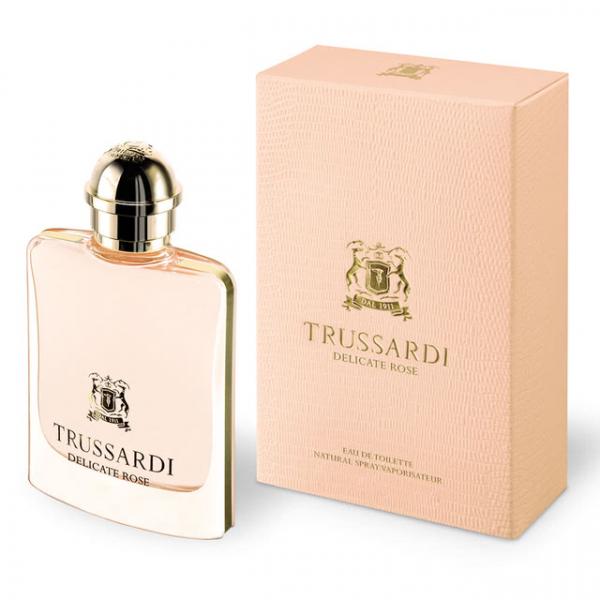 Trussardi Delicate Rose 晶漾玫瑰女性淡香水100ML Trussardi ,Delicate Rose ,晶漾玫瑰,Trussardi香水