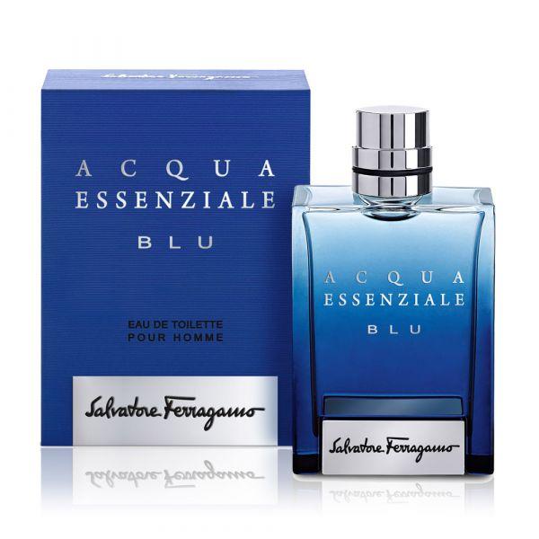 Salvatore Ferragamo費洛加蒙 湛藍之水男性淡香水 50ML Salvatore Ferragamo費洛加蒙 湛藍時光男性淡香水